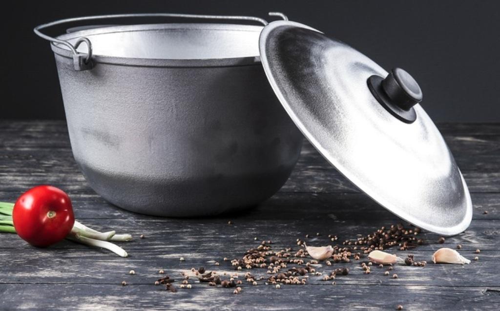 Блюда в казане на костре. Рецепты, что приготовить, первые, вторые, шашлык, плов от Сталика Ханкишиева